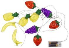 Toro Girlanda 10LED světel ovoce