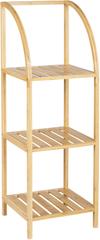 TimeLife Szafka na akcesoria łazienkowe, bambus