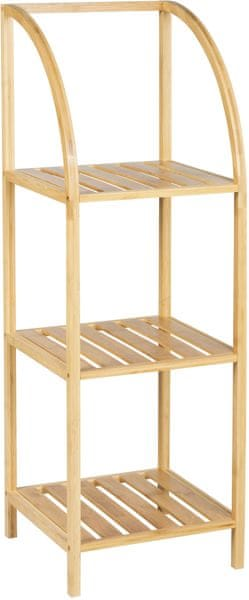 TimeLife Skříňka na drobnosti do koupelny, bambus