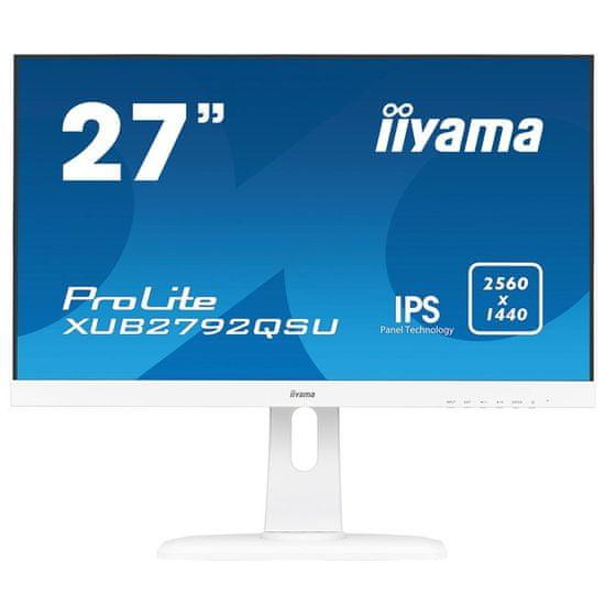 iiyama IPS monitor XUB2792QSU-W1