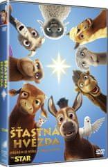 Šťastná hvězda   - DVD