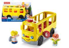 Fisher-Price Autobus Małego Odkrywcy FKX03