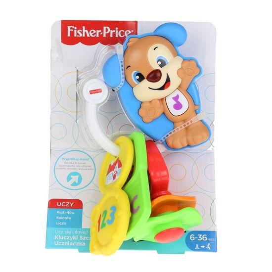 Fisher-Price Kluczyki Szczeniaczka Uczniaczka FPH63