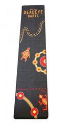 Dart mat - Koberec k terči - Aboriginal Design