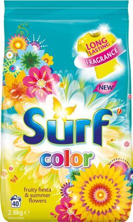 Surf Color prášok Fruity Fiesta 2,8 kg (40 praní)