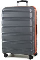Rock potovalni kovček TR-0164/3-L