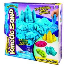 Kinetic Sand Box Sada 454 g modrá