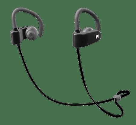 MIIEGO słuchawki bezprzewodowe M1, czarny/szary