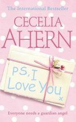 Ahern Cecelia: P.S. I Love You (film tie-in)