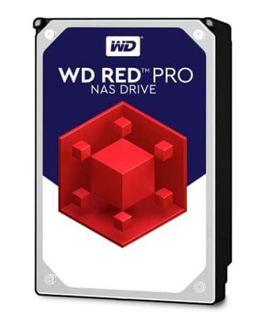 WD trdi disk Red Pro 4TB SATA3, 6Gb/s, 7200, 128MB (WD4003FFBX)