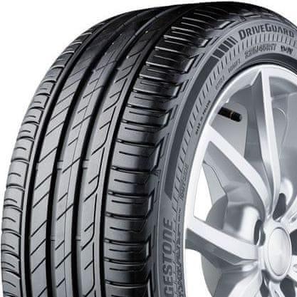 Bridgestone DriveGuard 225/50 R17 98 Y - letní pneu