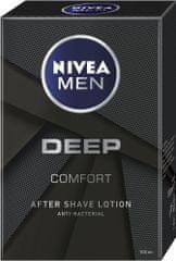 Nivea MEN Borotválkozás utáni víz Deep 100 ml
