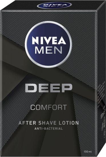 Nivea Deep Comfort vodica po britju, 100 ml