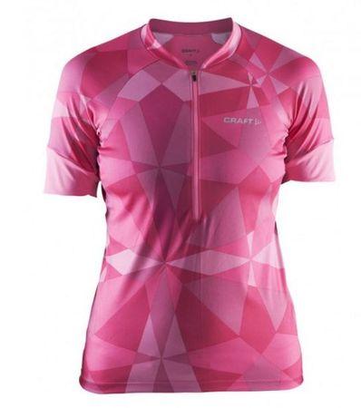 Craft ženska kolesarska majica Classic Jersey Geo POP, M