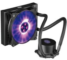 Cooler Master vodno hlajenje za procesor MasterLiquid ML120L RGB