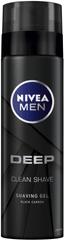 Nivea Men Gel na holení Deep 200 ml