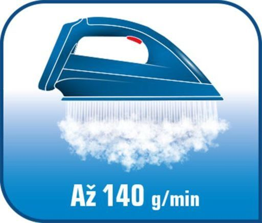 Nagynyomású gőzállomás Tefal GV9563E0 Pro Express Ultimate állandó gőz 140 g/perc