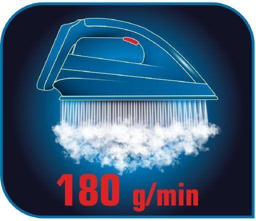 Vysokotlaký parní generátor Tefal GV9580E0 Pro Express Ultimate Care konstantní pára 180 g/min