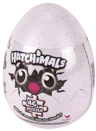 Spin Master Hatchimals puzzle 46 ks vo vajíčku