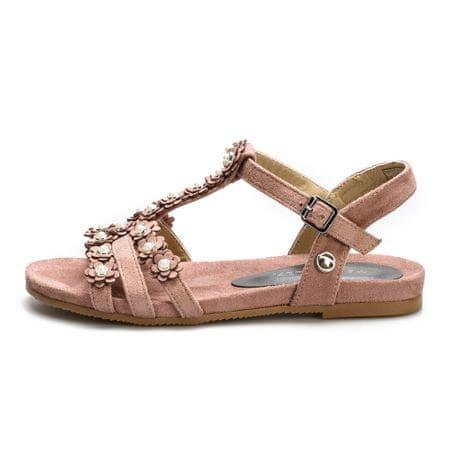 Tom Tailor ženski sandali, 39, roza