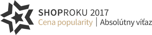 SHOPROKU 2017 - CENA POPULARITY