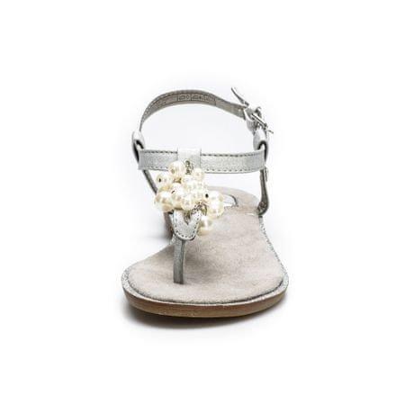 Tom Tailor dámské sandály 36 stříbrná  2a42f495de