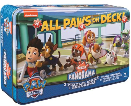 Spin Master Paw Patrol panoráma-puzzle