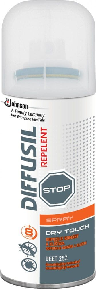 DIFFUSIL Repelent Dry 100 ml