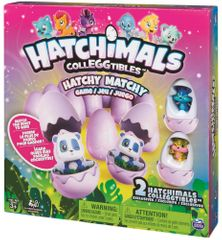 Spin Master Hatchimals 3D pexeso s exkluzivními figurkami