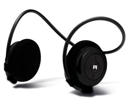 MIIEGO słuchawki Bluetooth AL3+ Woman, czarne