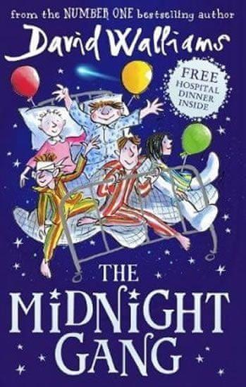 Walliams David: The Midnight Gang