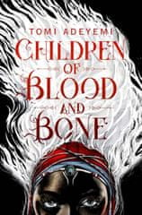 Adeyemi Tomi: Children of Blood and Bone