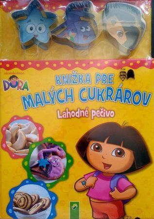 autor neuvedený: Dora - Knižka pre malých cukrárov
