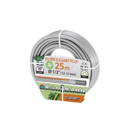 Claber cev za vodo Silver Elegant Plus (9124), 13 mm, 25 m