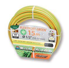 "Claber cev za vodo Flexyfort Green 12-17mm (1/2""), 15m (9131)"