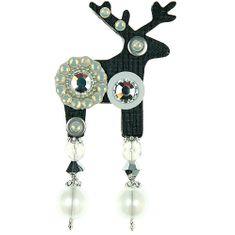 Deers Malý černý jelínek Lucy II.