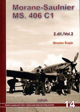 Šnajdr Miroslav: Morane-Saulnier MS.406 C1 (2.díl)