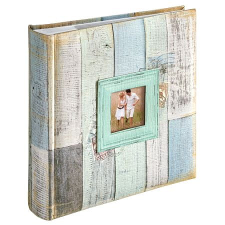 Hama foto album Cottage Blue, 10x15, 200 slik