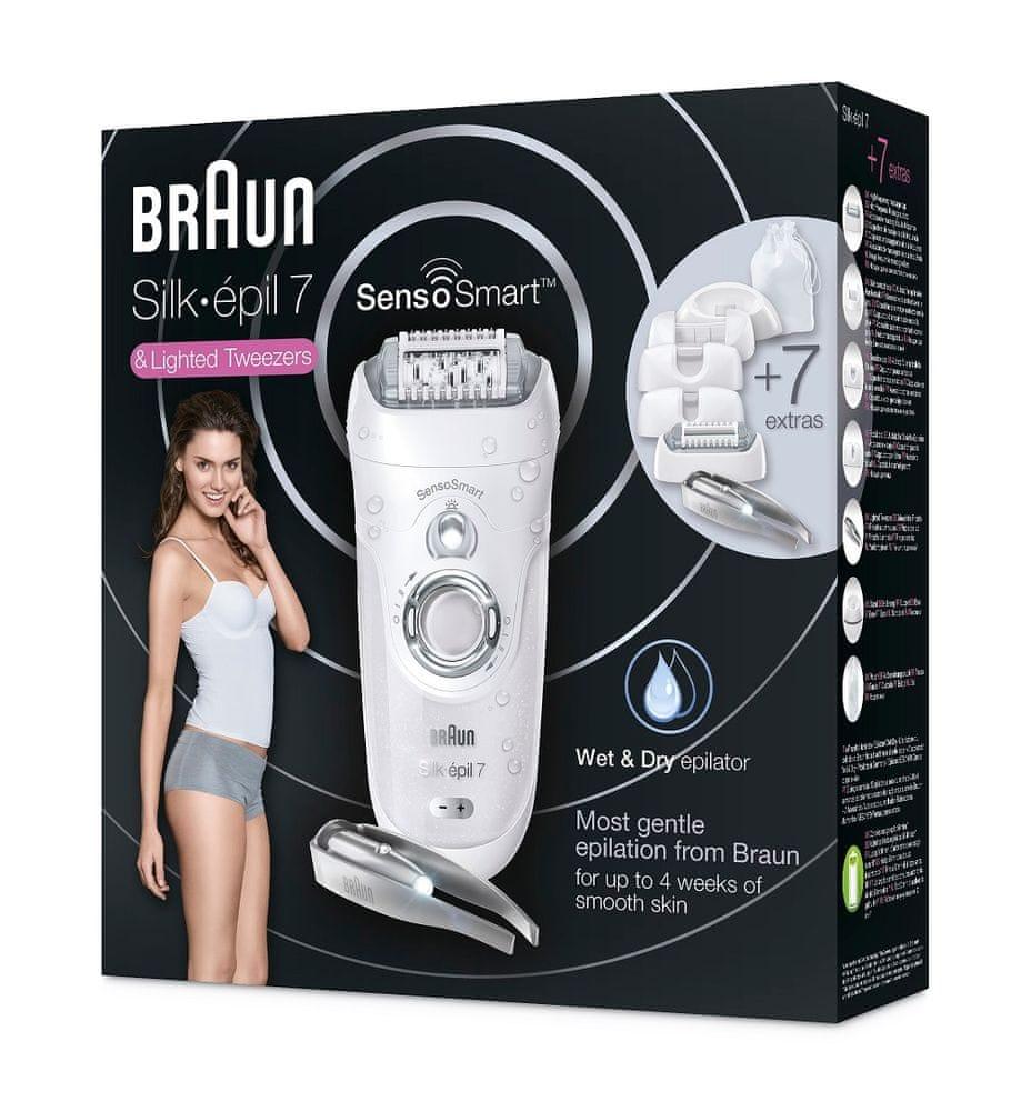 Braun Silk-épil SensoSmart 7-870