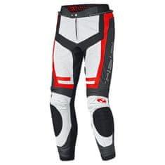Held pánské sport moto kalhoty  ROCKET 3.0 černá/bílá/červená, kůže