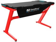 Sandberg herní stůl Fighter Gaming Desk