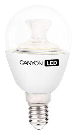 Canyon LED žarnica PE14CL6W230VW, 3 kosi