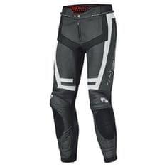 Held pánské sport moto kalhoty  ROCKET 3.0 černá/bílá kůže