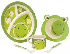 Vango Bamboo Kids set Frog