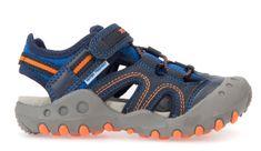 bae66f7c2b0 Geox chlapecké sandály Kyle