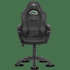 Spirit of Gamer gaming stol Fighter, črn