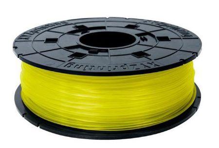 XYZ polnilo PLA, 600 g, prosojno rumeno