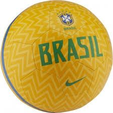 Nike nogometna žoga CBF NK PRSTG Gold Lucky Green 5