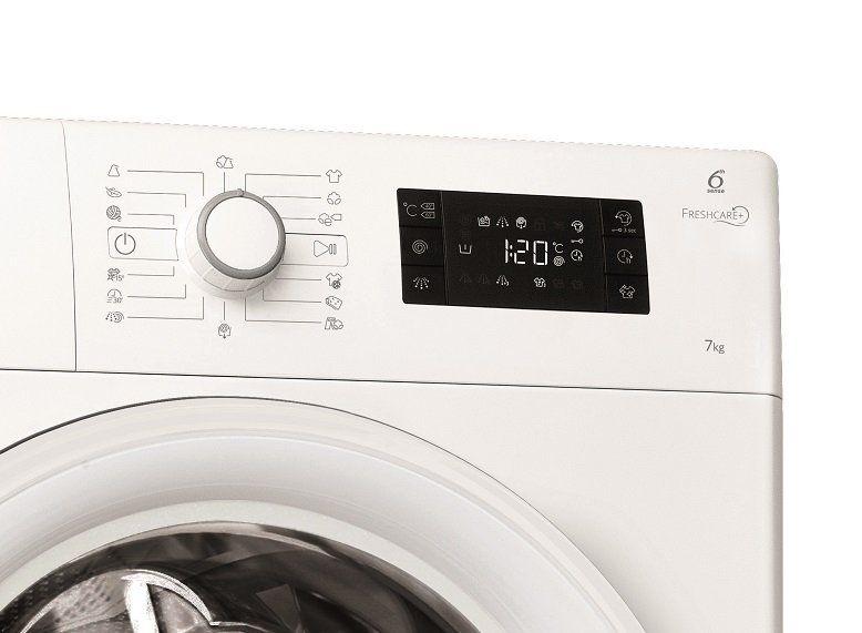 Whirlpool FWG71284W EU přídavné funkce