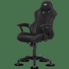 Spirit of Gamer gaming stol Racing, črn